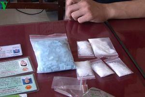 Đối tượng cất giấu 250 viên thuốc lắc trong cốp xe SH