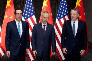 Đàm phán Mỹ - Trung kết thúc chưa có thỏa thuận: Tiếp tục hy vọng mong manh