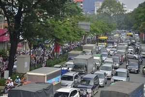 Sở Giao thông - Vận tải TP.HCM nói gì về đề án thu phí ô tô vào trung tâm?