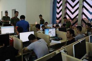 Người phát ngôn Bộ Công an nói phải tạo 'yếu tố bất ngờ' trong quá trình phá án vụ 400 người Trung Quốc đánh bạc trực tuyến