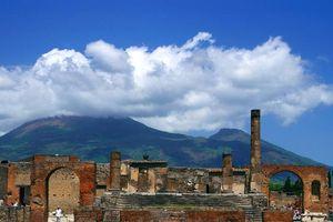 'Dấu xưa, tích cũ' của thành cổ Pompeii