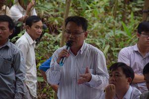 Quảng Nam: Nhanh chóng khắc phục vấn đề môi trường tại bãi rác Tam Xuân II