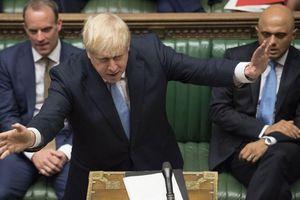 Tân thủ tướng Anh và những vấn đề an ninh đối ngoại