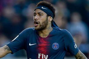 Neymar trả giá cho phong độ sa sút