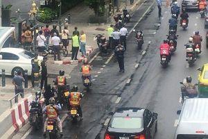 Hàng loạt vụ nổ rung chuyển Bangkok giữa lúc diễn ra hội nghị ASEAN