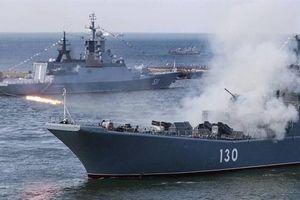 Nga huy động 70 tàu, 58 máy bay tập trận tại Baltic