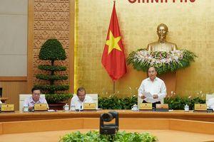Thủ tướng Nguyễn Xuân Phúc thông báo nhiều thông tin mới, tích cực về nền kinh tế
