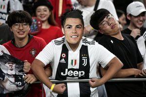 Cảnh sát điều tra vụ Ronaldo và Juventus 'lừa gạt' CĐV Hàn Quốc