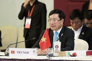 ASEAN quan ngại về tình hình biển Đông