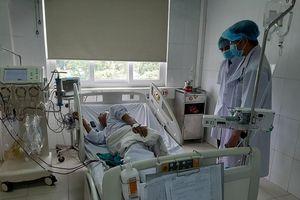 Sở Y tế Nghệ An nói gì vụ 135 bệnh nhân gặp sự cố khi chạy thận