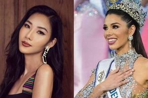 Hoa hậu Venezuela 2019 lộ diện kém sắc, ngực lép nhưng vẫn đe dọa khả năng intop của Hoàng Thùy