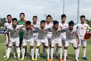 Thắng đậm Myanmar, U15 Việt Nam chờ 'sinh tử' với Timor Leste