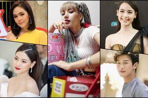 20 nghệ sĩ Thái Lan có lượt follow Instagram tăng nhiều nhất tháng 7/2019