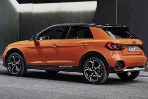 Audi A1 Citycarver 2020 thiết kế gầm cao, tiện di chuyển trong phố thị