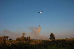 Indonesia huy động hàng ngàn nhân viên an ninh chống cháy rừng