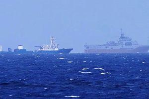 Trung Quốc nói gì về tình hình trên biển sau cuộc gặp với Phó Thủ tướng Việt Nam?