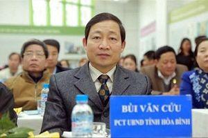 Gian lận thi cử Hòa Bình: Cảnh cáo Phó chủ tịch tỉnh
