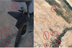 Mỹ có thể đã triển khai tiêm kích tàng hình F-22 trở lại Syria