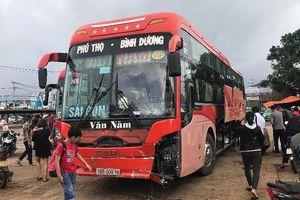 Vụ tai nạn làm 4 người chết: Xe khách bị mất dữ liệu