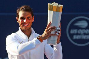 Rogers Cup: Nadal nhắm danh hiệu thứ 5 – có thể đấu 'Next Gen' De Minaur ở vòng 2