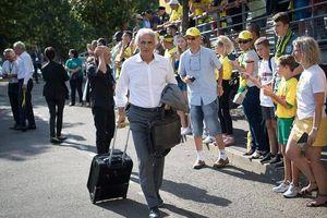 HLV Vahid Halilhodzic rời Nantes