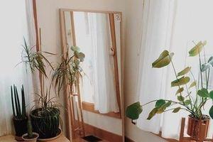 Cách đặt gương trong phòng ngủ giúp gia đình thuận hòa, vận khí rực rỡ