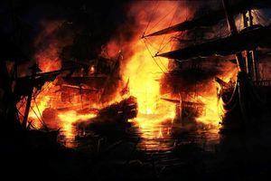 Vì sao hạm đội Tây Sơn thảm bại trận Thị Nại?