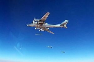 Bộ Quốc phòng Nga công bố video dội hỏa lực vào quân thánh chiến ở Syria