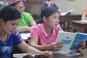 Những bước tiến vững chắc trong công tác xóa mù chữ và phổ cập giáo dục