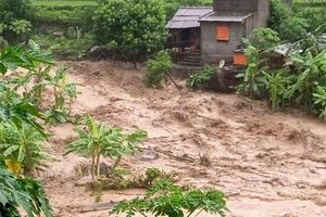 14 người bị lũ cuốn mất tích do ảnh hưởng mưa bão số 3 ở Thanh Hóa
