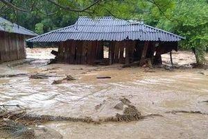 Quan Sơn (Thanh Hóa): 13 người mất tích do lũ quét