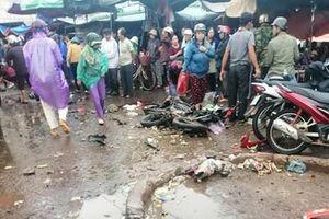 Vụ xe khách lao vào chợ, 3 người tử vong: Danh tính nạn nhân và lời kể nhân chứng