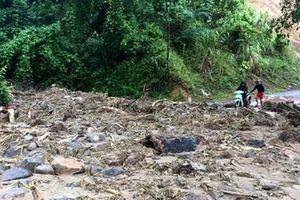 Thanh Hóa: Mưa lũ gây thiệt hại nặng nề tại Mường Lát