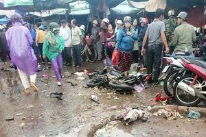Tài xế xe khách đâm lao vào chợ khiến 4 người tử vong ở Gia Lai: Không có nồng độ cồn, âm tính với ma túy