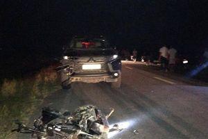 Khởi tố tài xế xe ô tô con đâm chết 3 cháu bé trên đường huyện ở Hà Tĩnh