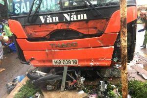 Thông tin mới vụ tai nạn xe khách, làm 4 người tử vong ở Gia Lai