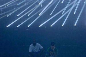 Rộ tin hợp tác giữa Kayne West và Justin Bieber nhằm 'đối chọi' Taylor Swift: Kim Kardashian nói gì?