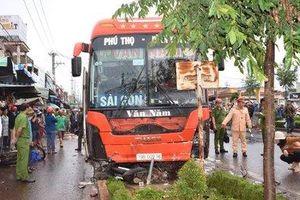 Lời khai bất ngờ của tài xế xe khách lao vào chợ tông 4 người tử vong