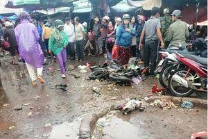 Vụ xe khách đâm lao vào chợ khiến 4 người tử vong ở Gia Lai:Tài xế không có nồng độ cồn, âm tính ma túy