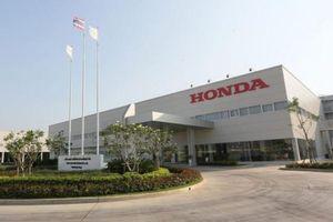 Lợi nhuận của Honda giảm 29,5% trong quý I