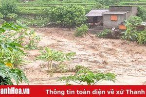 Các địa phương tập trung khắc phục hậu quả cơn bão số 3