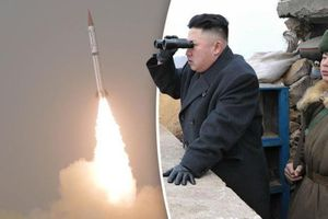 KCNA: Nhà lãnh đạo Triều Tiên giám sát vụ thử tên lửa mới nhất