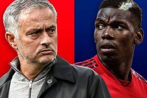 Chuyển nhượng 4/8: Pogba không thể đến Real vì HLV Mourinho?