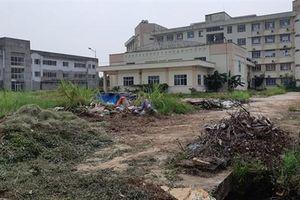 Dự án trăm tỷ bỏ hoang: Sự trùng hợp lạ lùng