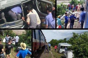 Điểm danh hàng loạt vụ tai nạn đường sắt nghiêm trọng trong 7 tháng đầu năm 2019