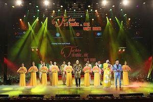 Chương trình nghệ thuật 'Tự hào Tổ quốc – Mẹ Việt Nam'