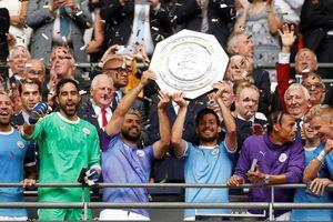 Vượt qua Liverpool trong những loạt sút luân lưu, Man City giành Siêu cúp Anh