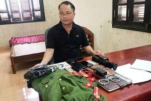 Cảnh sát cơ động 'dởm' lừa 1 phụ nữ ở Lạng Sơn chiếm đoạt hơn 4 tỷ đồng
