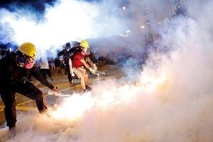Hong Kong: Hàng ngàn người lại biểu tình, Trung Quốc nói 'sẽ không để yên'