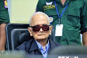 Campuchia: Cựu thủ lĩnh Khmer Đỏ Nuon Chea chết ở tuổi 93